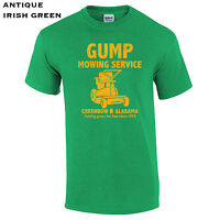 565 Gump Mowing Services Mens T-Shirt funny costume movie hanks college grass