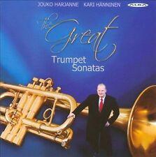 Hindemith / Ewazen / Harjanne / Hanninen - Great Trumpet Sonatas [CD New]