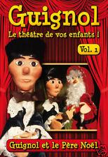 DVD Guignol - Vol. 1 - Guignol et le Père Noël