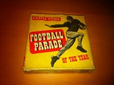 1945 Castle Films Football Parade of the Year 16mm film RARE!