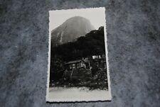 (ETA) photo vintage 1930- 1939 brésil favelas pres de rio