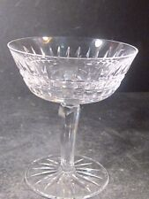 """Waterford Crystal GLENMORE CHAMPAGNE SHERBERT GLASS  4 3/4"""""""