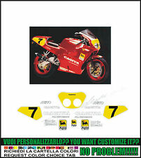 kit adesivi stickers compatibili  mito 1992 eddie lawson