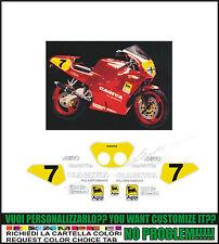 kit adesivi stickers compatibili  mito 1992 eddie lawson