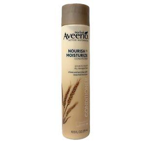 AVEENO Active Naturals Nourish + Moisturize Conditioner 10.5 oz New