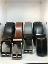 Chaoren Men's Ratchet Belts