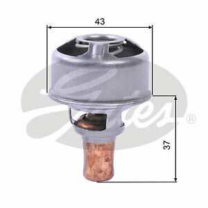 Coolant Thermostat fits RENAULT R5 72 to 96 Gates 7700722762 7701348374 Quality