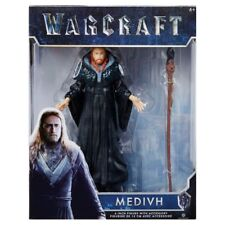 """NEW NOS NIB Medivh World of Warcraft 6"""" Action Figure with Greatstaff Accessory"""