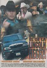 DVD - El De La Lincoln Negra NEW Fernando Zaens Bernabe FAST SHIPPING !