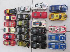22x Carrera Slot Car Porsche Servo 140 Evolution Digital 911 935 964 959 996 GT1