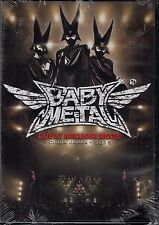 BABYMETAL - Live At Makuhari Messe DVD ( baby metal )