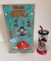 The Beano Bendy Buzzle Dexterity Testbuzz the wire game  with beaker