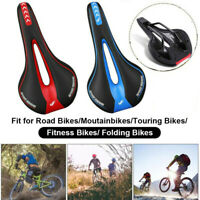 Bicycle MTB Bike Cycling Saddle Road Mountain Gel Pad Sports Soft Cushion Seat