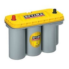 Optima D31a Yellow Top Battery 12 Volt AGM 900cca Deep Cycle Suit N70zz and N70z