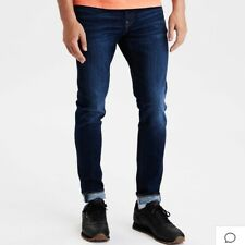 American Eagle Outfitters Men's Size 30x30 Extreme Flex 4 Skinny Dark Wash Jeans