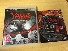 PS3 : YAIBA ninja gaiden Z