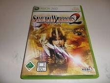 XBox 360  Samurai Warriors 2