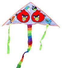 Kid's Bird Kite Diy Drawing Water Painting Teaching Fly String Ck51