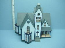 Dollhouse Miniature Philomena Finished Dollhouse in 1/144th Scale DH/DH  #107