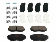 For 2007-2012 Mazda CX7 Brake Pad Set Front TRW 26698QX 2008 2009 2010 2011