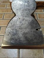 Vintage C.Hammond Cast Steel Single Bit Axe Hatchet Axe Hammer No. 2 sharpened!