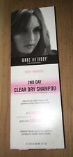 Marc Anthony True Professional 2nd Day Clear Dry Shampoo 3.17 oz with Box.