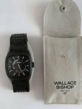 Diesel Men's Black Watch