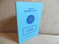 1000 cles de la vérité Mark-Age university of life