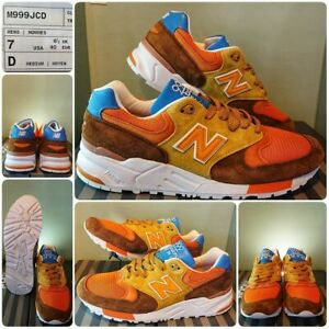 {M999JCD} NEW BALANCE J.Crew x 999 'Canyon Road' Made in USA *NEW*