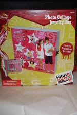 Disney High School Musical 3 Photo Collage Jewelry Box