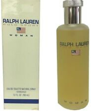 Ralph Laren Polo Sport Woman 5.1 OZ 150 ML EAU DE TOILETTE Spray New Box Vintage