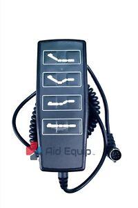 Electric adjustable hospital bed Handset (Moteck HD8)