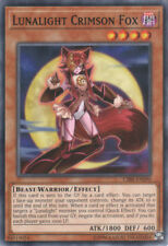 Yugioh CIBR-EN090 Lunalight Crimson Fox Unlimited Common Card