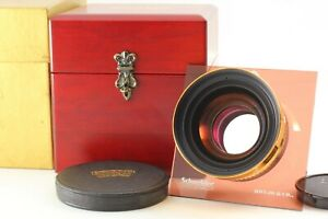 【MINT】 Schneider Kreuznach Symmar-S 210mm F5.6 125th Limited GOLDEN Japan #542