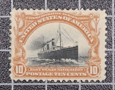Scott 299 10 Cents Pan American OG MH Nice Stamp SCV $115.00