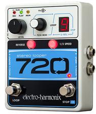 Electro Harmonix EHX 720 Stereo Looper, Brand New in Box