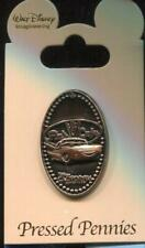 WDI Pressed Pennies Cars Land Flo's V8 Cafe LE 250 Disney Pin 94683