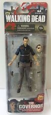 "THE WALKING DEAD TV SERIES 4 GOVERNOR 5"" ACTION FIGURE MCFARLANE TOYS"