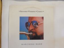 ARRANGERS PUBLISHING COMPANY MARCHING BAND DBL LP BEAUTIFUL ALBUM
