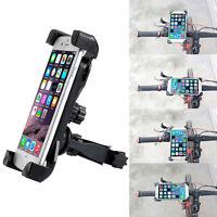 Universal Motorcycle Bike Bicycle MTB Handlebar Mount Holder For Cell Phone FG