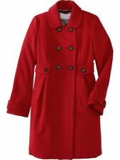 NWT BLUE OLD NAVY WOOL COAT SIZE: Small $98.00
