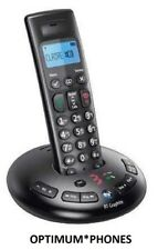 BT GRAPHITE 2500 SINGLE DECT CORDLESS ANSWER PHONE