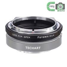 FD-LM Adapter Canon FD Lens to Leica M L/M M9 M8 M7 M6 M5 for Techart AF LM-EA7