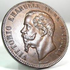 Vittorio Emanuele II (10 Centesimi 1867) OM