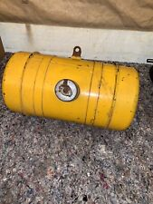 Vintage small round gas fuel tank minibike go kart Hot Rat Rot