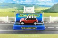 Scalextric C2881 Mini Cooper Red Road Car. Brand new, unrun, mint & boxed