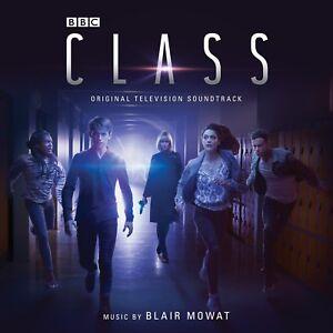 Class Original TV Soundtrack - Blair Mowat