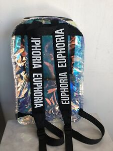 HBO TV Series EUPHORIA Zendaya Swag Bag Promotional Prismatic Backpack