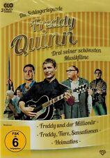 DVD-BOX NEU/OVP - Freddy Quinn - Drei seiner schönsten Musikfilme
