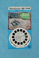 VINTAGE VIEW-MASTER 3D REEL BLISTER PACKET GRAND CANYON No. 3 SEALED